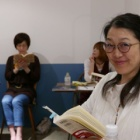 『石牟礼道子さんを読む「水はみどろの宮」4回目の模様』の画像