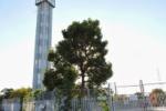 交野市のオベリスク『時計台』の謎~青山のところにある水色の時計台って何なの?~