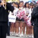 第18回湘南台ファンタジア2016 その14(明治学院大学応援団チアガール)