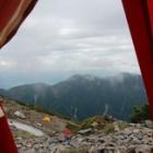『北岳山頂へ☆』の画像