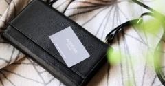女子の必需品3アイテムをスマートに収納「お財布ショルダー3in1」販売開始です!