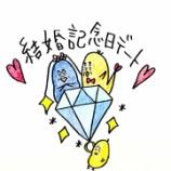 『🤵結婚記念日デート👰』の画像