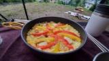 キャンプの夕飯www(※画像あり)