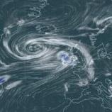 『ハリケーンは女性名の方が被害が大きい?』の画像