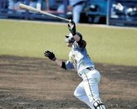 【悲報】阪神江越「トリプルスリーは諦めた。3割30盗塁を目指す。」