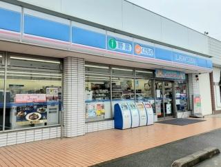 下堀にあるコンビニエンスストア『LAWSON富山下堀店(ローソン)』が改装の為一時休業するらしい。
