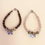 『数珠ブレスレット作りの体験ができます!』の画像