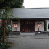 『【(東京都)町田散策⑥】駅から歩いて行けるミニ伊勢神宮へ!母智丘神社』の画像
