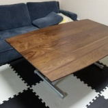 『三豊市にエスティックの昇降テーブル・COZT-LFT150WNを納品』の画像