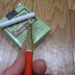 タバコを欲しがるガキを懲らしめたwww