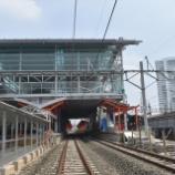 『【複々線化工事進捗レポート】ブカシ駅新ホーム一部供用開始他』の画像