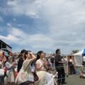 2012湘南江の島 海の女王&海の王子コンテスト その23(海の女王2011返還式)