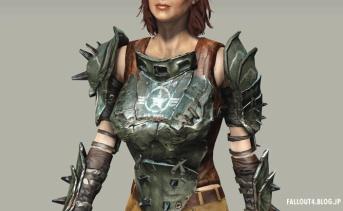 More Metal Armor (CBBE)