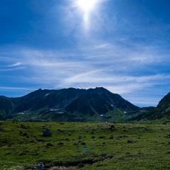 立山登山 奥大日岳へ?【1日目】