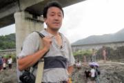 中国江蘇省デモの取材中に、朝日新聞記者が暴行を受ける