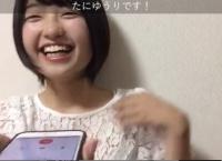 「AKB48の明日よろしく!」6/22のメンバーは下尾みう!【谷優里→下尾みう】