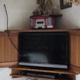 『テレビ周辺・外用テーブル』の画像