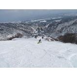 『アライオフピステチャレンジ2期、春雪でのオフピステ。』の画像