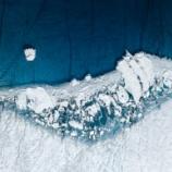 『溶けていくグリーンランドの現実』の画像