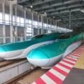 2005年3月26日は、北海道新幹線・新函館北斗と新青森開業記念日
