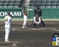 開幕ローテ確定の阪神ガンケル1回4失点