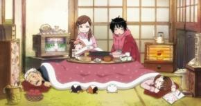 【3月のライオン】第11話 感想 冬はこたつでフルモッコ!