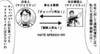 【悲報】慰安婦象は日本人へのヘイトスピーチでは?→朝日新聞「日本人へのヘイトスピーチは違法じゃない。だから問題ない」