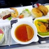 『グアム夏旅2015:出発遅延‼&機内食』の画像