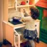 クリスマスプレゼントにオススメ!成長とともに進化するままごとキッチン!