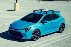 トヨタ、新型「カローラ ハッチバック」初公開へ