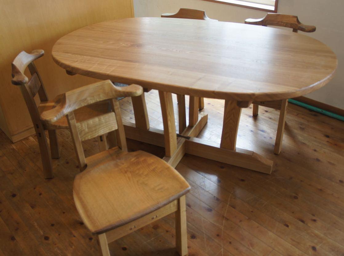 石塚木工製作日記・猫の手借りて家具つくり イメージ画像