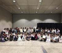 【欅坂46】HKT48との集合写真キター!