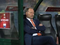 W杯予選敗退危機のオランダ代表、ブリント監督を解任!