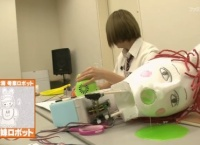 【ネ申】佐藤七海が作ったロボット「佐藤八海」がヤバいwww