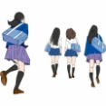 【画像あり】こういう女子高生の集まりの写真wwwwwwww