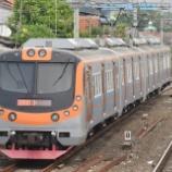 『KFW Ts3、INKAへ返却&ジャカルタ地区での運用終了(4月15日)』の画像