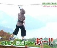 【欅坂46】おぜ・りさ絶叫ペアロケ!?雨の中だしこれは怖い…!【欅って、書けない?】