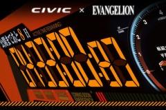ホンダ、シビックがエヴァとコラボ! 3月31日16時に何かが公開される!