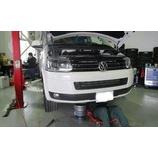 『【スタッフ日誌】VW T5オイル交換作業をさせて頂きました!』の画像