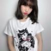 【悲報】小嶋陽菜のTシャツに重大なミスが発覚・・・
