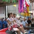 2003年 第53回湘南ひらつか 七夕まつり 織り姫 その4(市中パレード4)