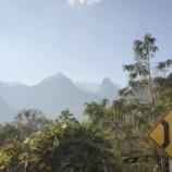 『霊峰チェンダオ山(2225m)の麓へ』の画像
