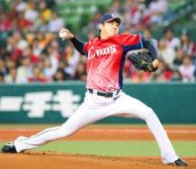 『【速報】石川梨華の夫の野上亮磨投手が巨人移籍を正式表明 』の画像