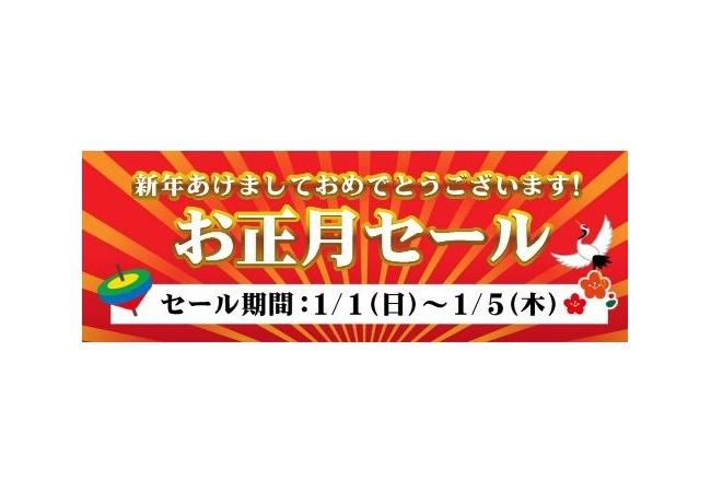ゲオの正月セールで1万円分買ってきたwwwwww