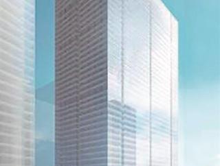 最新規模判明!「八重洲二丁目中地区第一種市街地再開発事業」は地上43階、高さ約226mに!最上部はサービスアパートメントとなります