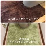 『長持ちするモンステラのトイレマット ふかふか・厚手・しっかりしている・モンステラのトイレマット』の画像