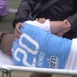 『[J1]ジュビロ磐田 札幌戦で負傷のFW川又堅碁 右肩関節脱臼で6週間離脱 昨季31試合11ゴール』の画像