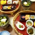 風雅の宿 長生館 朝食