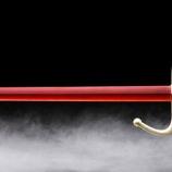 『受注締切間近!暗黒結社ゴルゴムに伝わる魔剣「TAMASHII Lab サタンサーベル」を音声付き動画でご紹介!』の画像