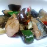 『さんまサンマ秋刀魚~①「秋刀魚のオイスターソース炒め」』の画像